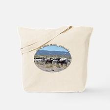 Unique Basin Tote Bag