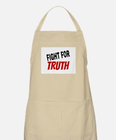 Fight For Truth Light Apron
