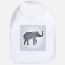 Indian Elephant Bib