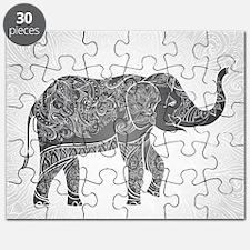 Indian Elephant Puzzle
