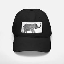 Indian Elephant Baseball Hat