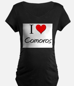I Love Comoros T-Shirt