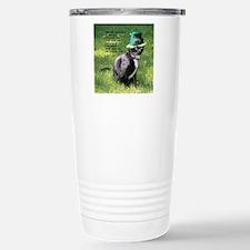 Funny Geochembio Travel Mug