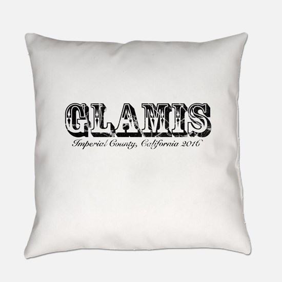 Glamis 2016 Everyday Pillow