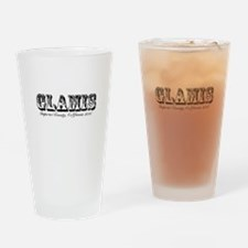 Glamis 2016 Drinking Glass
