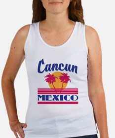 Cute Cancun Women's Tank Top