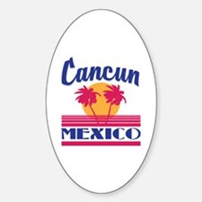 Funny Cancun Decal