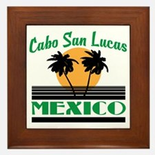 Cool Cabo san lucas Framed Tile