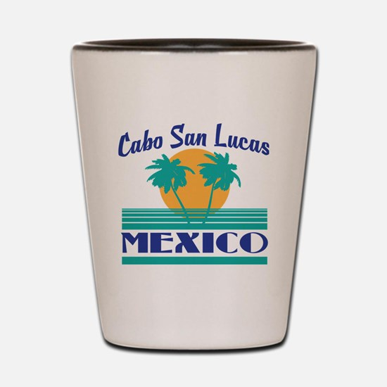 Cool Cabo san lucas mexico Shot Glass