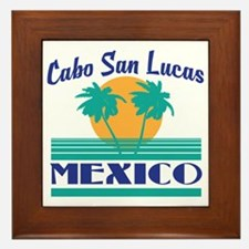 Unique Cabo san lucas Framed Tile