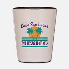 Cool Cabo san lucas mexico Shot Glass