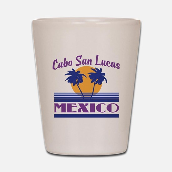 Unique Cabo san lucas mexico Shot Glass