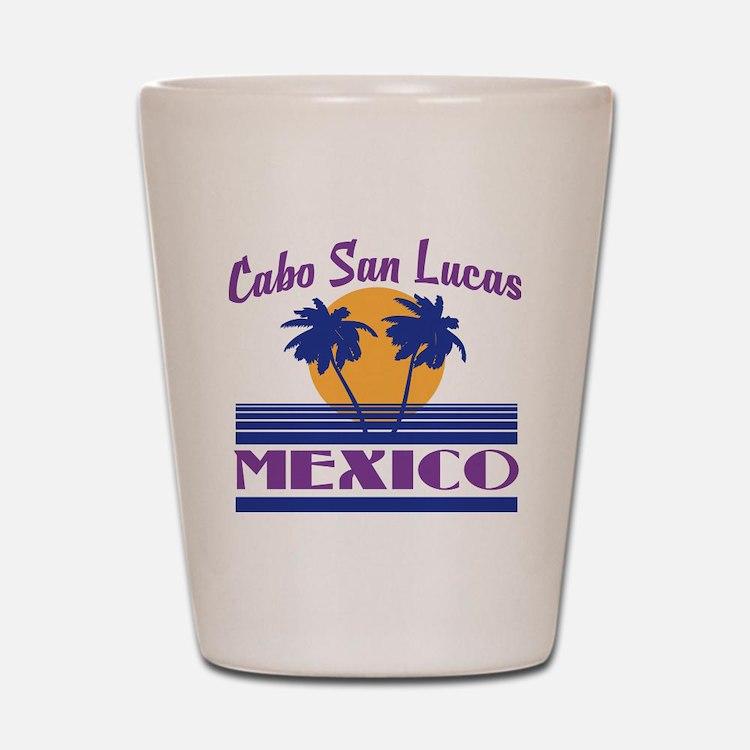 Cute Cabo san lucas Shot Glass