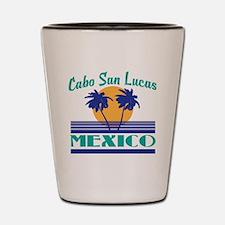 Cabo san lucas mexico Shot Glass