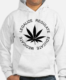 Cool Legalize Jumper Hoody