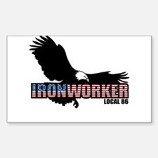Ironworker Decal
