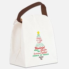 Isaiah 96 Canvas Lunch Bag