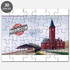 Milwaukee's Northwestern Depot Puzzle