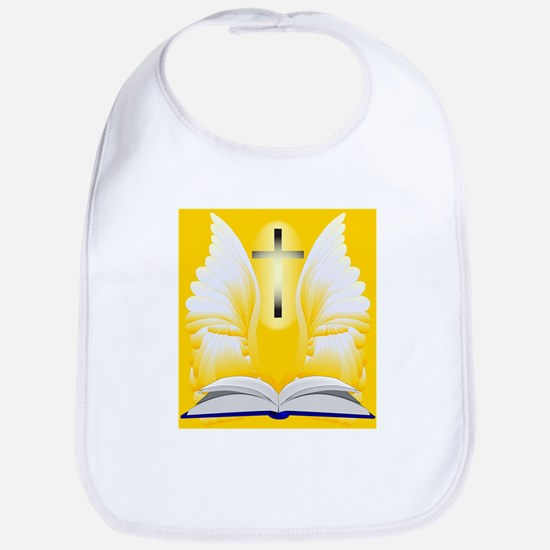 Easter Reading Bib
