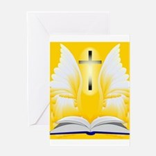 Easter Reading Greeting Cards