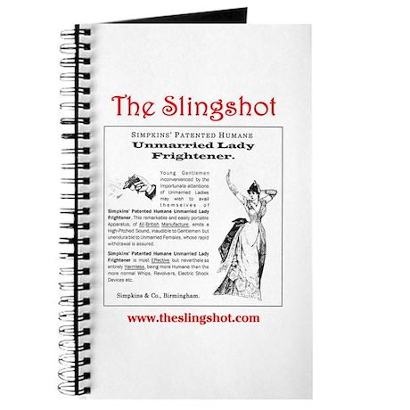 Unmarried Lady Frightener Journal