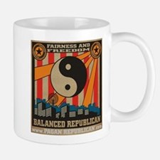 Balanced Republican Mug