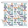 Cruising Campers Shower Curtain