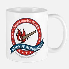 Smokin Republican Mug