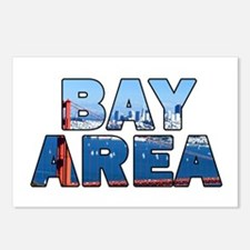 Bay Area Postcards (Package of 8)