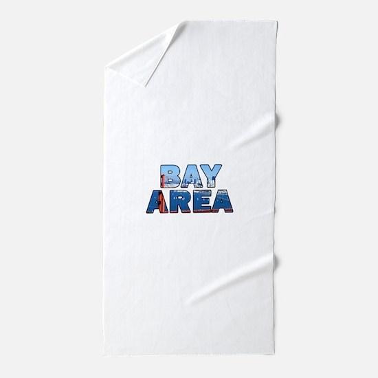 Bay Area Beach Towel
