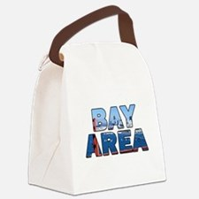 Bay Area Canvas Lunch Bag