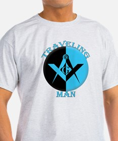 The Traveling Man T-Shirt