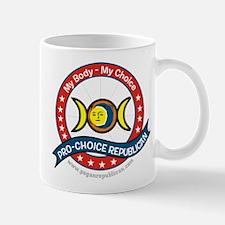 Pro-Choice Republican Mug