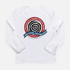 Rational Republican Long Sleeve Infant T-Shirt
