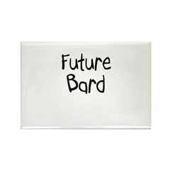 Future Bard Rectangle Magnet (10 pack)