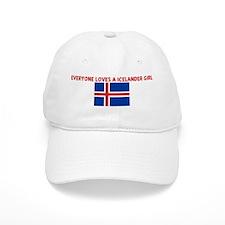 EVERYONE LOVES A ICELANDER GI Baseball Cap