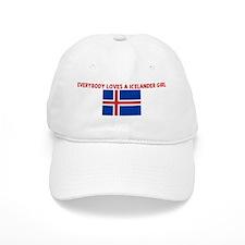 EVERYBODY LOVES A ICELANDER G Baseball Cap