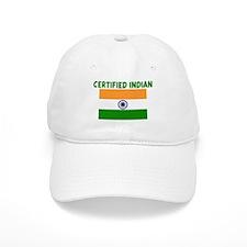 CERTIFIED INDIAN Baseball Cap