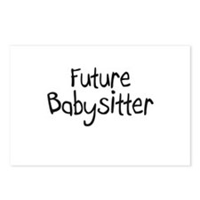 Future Babysitter Postcards (Package of 8)