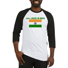 100 PERCENT MADE IN INDIA Baseball Jersey