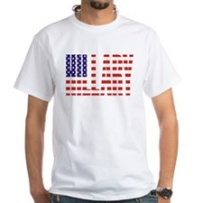 Hillary Clinton Flag President Shirt