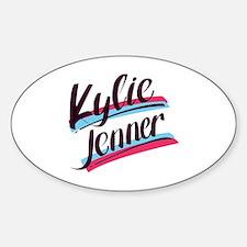 Cute Kendall Sticker (Oval)