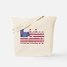 Mike Huckabee President Flag Tote Bag