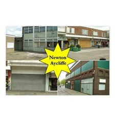Newton Aycliffe Postcards (Package of 8)