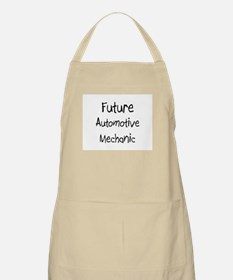 Future Automotive Mechanic BBQ Apron