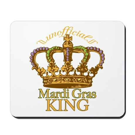Unofficial King Mousepad