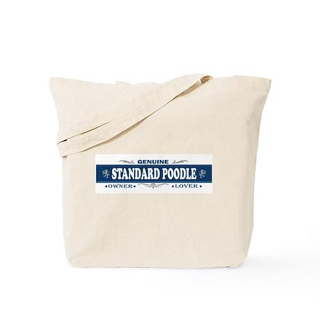 STANDARD POODLE Tote Bag