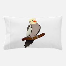 Cockatiel Pillow Case