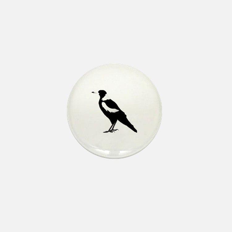 Cute Avian Mini Button