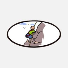 Rock Climbing designs Patch